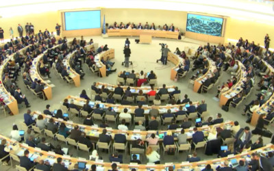 Statement to the Human Rights Council by Mr. Nicholas Koumjian, Head of the Independent Investigative Mechanism for Myanmar, on the 42nd Regular Session of the Human Rights Council