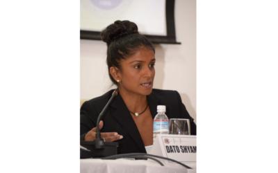 Myanmar Mechanism In Depth  – Interview with Shyamala Alagendra